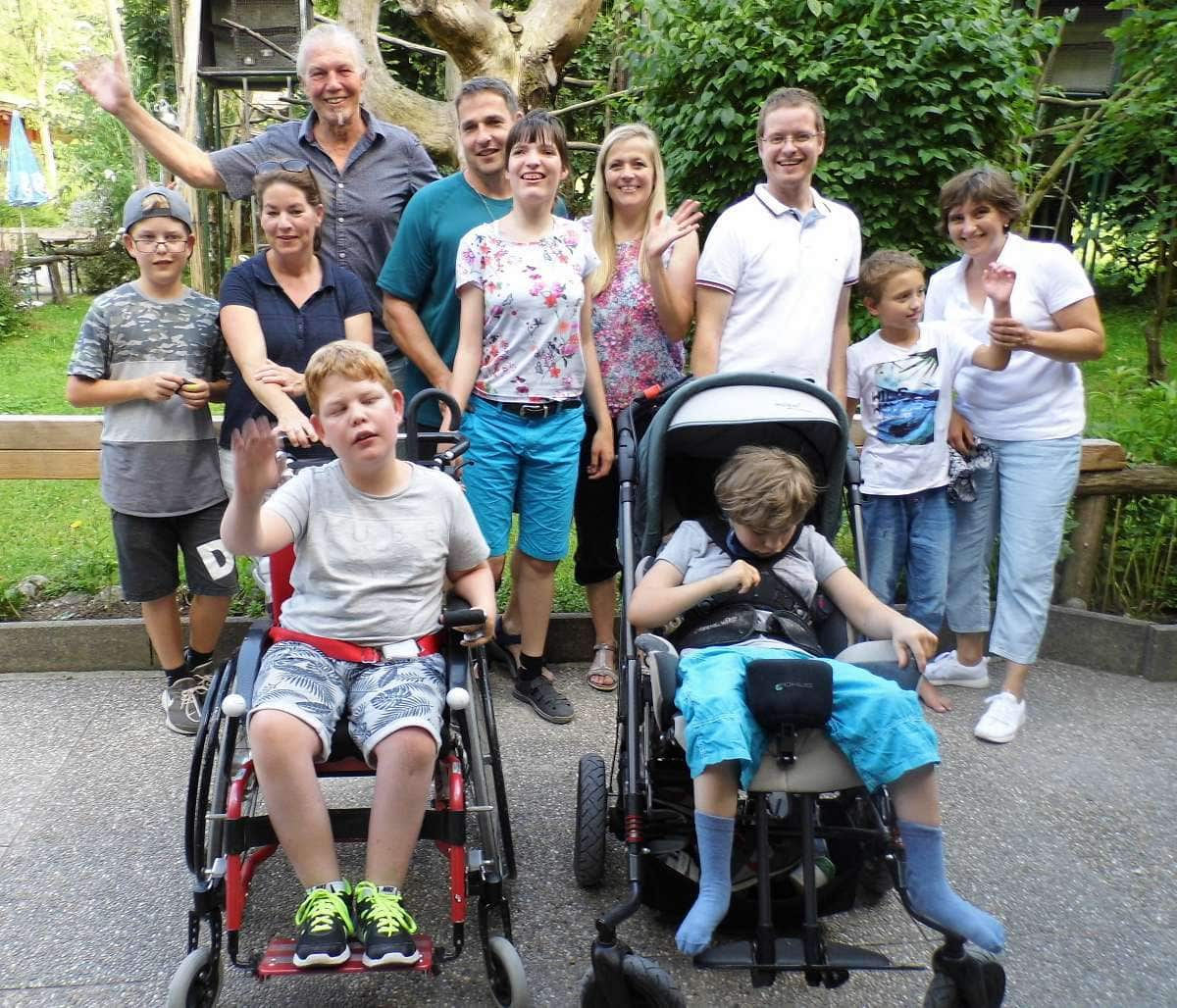 Familien Selbsthilfegruppe