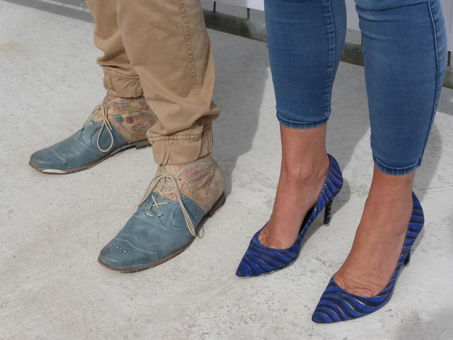 Grundstein Füße 900K