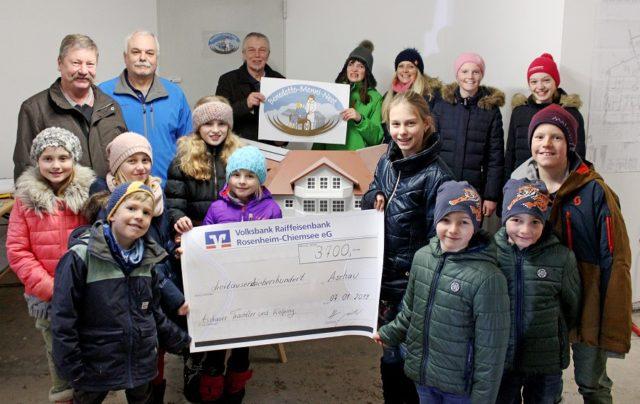 Spendenübergabe 2019_Foto H. Reiter