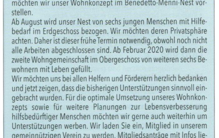 Gemeindeblatt 07-2019