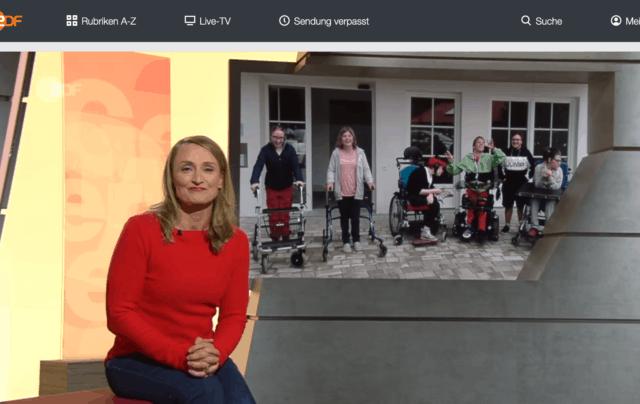 ZDF - Menschen das Magazin vom 26.10.19